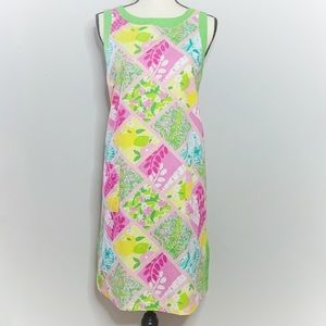 Lilly Pulitzer | Dress Krista Shift Diamond VNTG